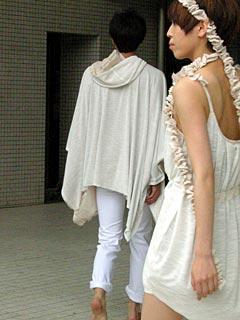 ムサビオープンキャンパスファッションショー
