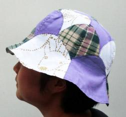 筍パッチワーク帽子.jpg