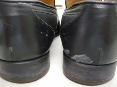 ヤンコの黒靴B