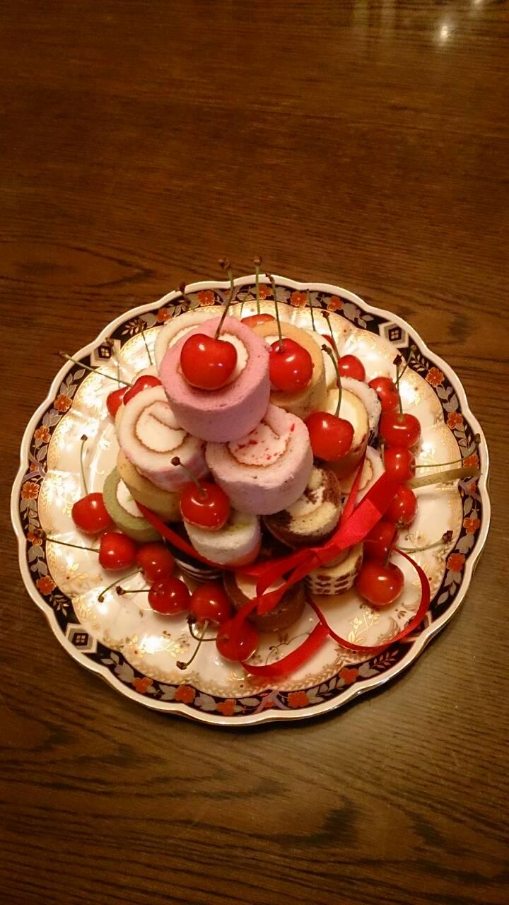 ロールケーキ�