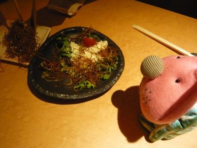 山梨居酒屋ぱりぱりサラダ