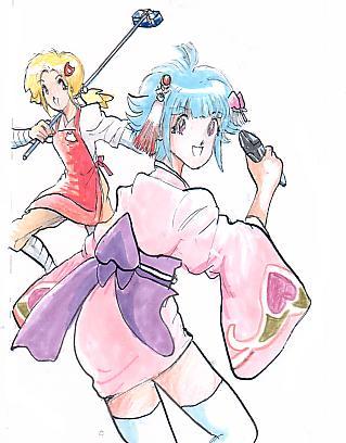 桃姫&おモア