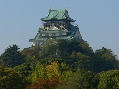 大阪城(Oさん)