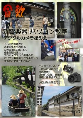 倉敷撮影会レポート
