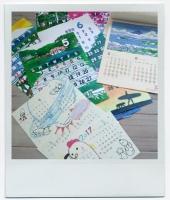丸山晶子 カレンダー
