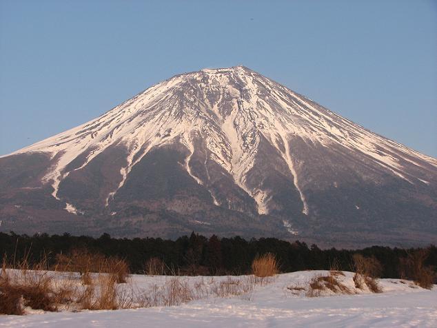 富士山の木花咲耶姫1