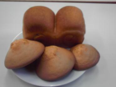 ミニイギリスパン 甘食