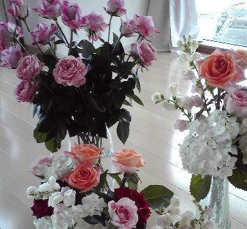 美しい生花