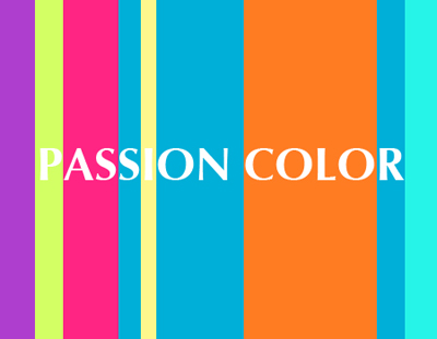 passion color