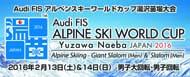 アルペンスキーワールドカップ湯沢苗場大会