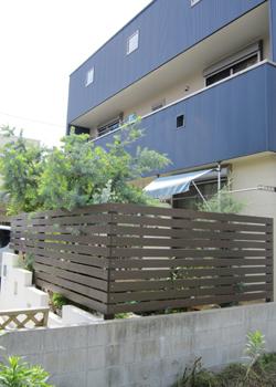 ウッドフェンス2