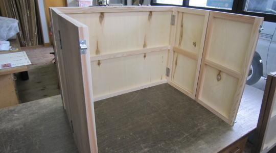 組み立て式屋台