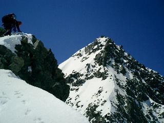 5峰を攀じる