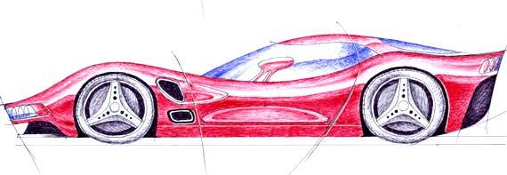 車ラフ2007.1.27い