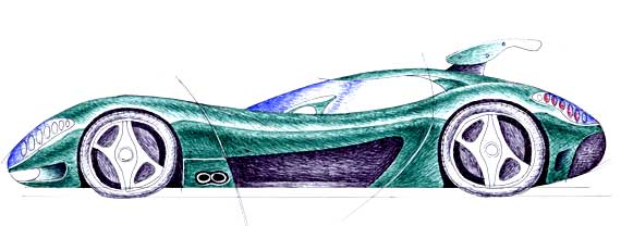 車ラフ2007.1.27う