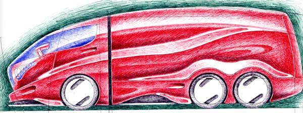 スーパートラック2007.3.9