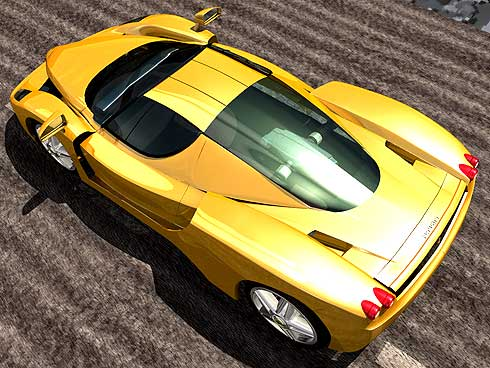 enzo黄色2008.3.1
