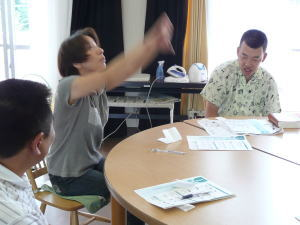8月5日手話教室2