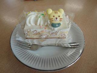12、15ケーキ