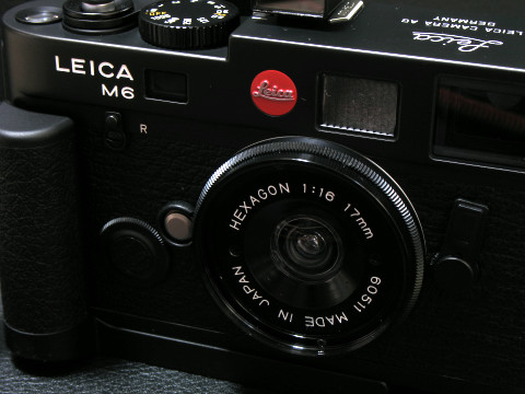 HEXAGON 17mm f16