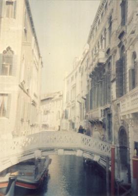 ヴェネチアの川(道路)