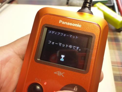 Panasonic�Υ�������֥륫���HX-A500