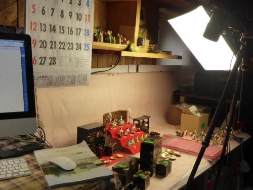 みかわ工房のスタジオです。