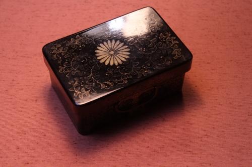 江戸期の小箱