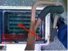 給湯器の釜の修理現場2