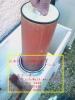 日本ゼストの浄水器を使用して1年後のカートリッジ