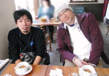 Mr.キムラ&おぐちゃん