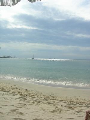 ジュアンのビーチ