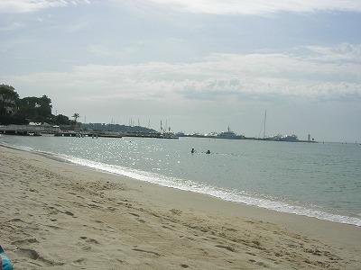 ジュアンのビーチ2