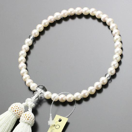 数珠 真珠