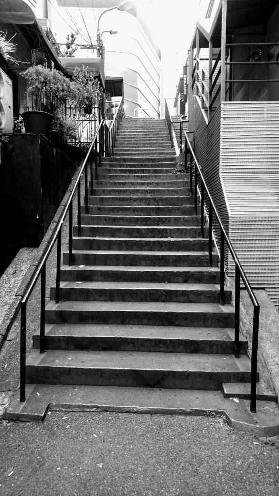 瀬里奈階段