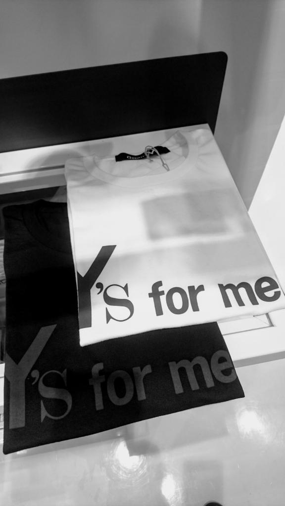 Ys for men