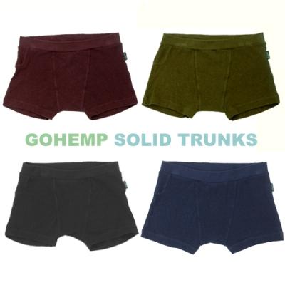 GOHEMP SOLID TRUNKS