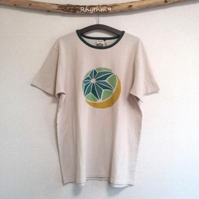 LEO (リオ)「Shiva Moon Hemp T-shirts」 Rhythm9
