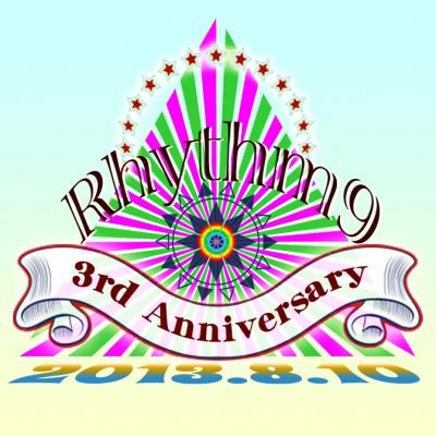 Rhythm9「3rd ANNIVERSARY SUMMER PARTY」