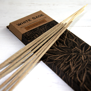 ジュニパーリッジ JUNIPER RIDGE White Sage ホワイトセージ お香 Rhythm9 リズムナイン
