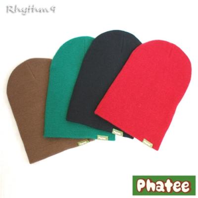 phatee,KNIT CAP,ファッティー,ハーフキャップ,新色,ニットキャップ,ニット帽,Rhythm9