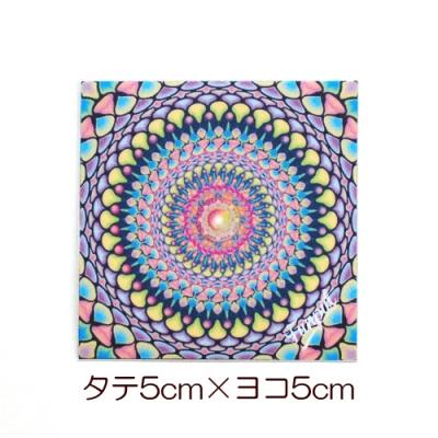 funput,ninomiya,STICKER,ステッカー,Rhythm9,シール,マンダラ