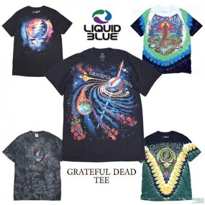 LIQUID BLUE GRATEFUL DEAD T-Shirt
