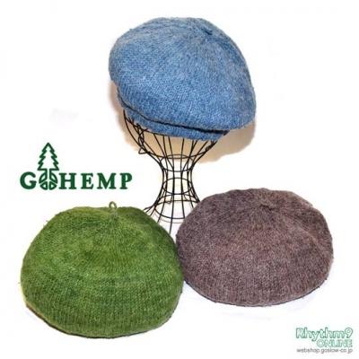 GOHEMP 冬帽子