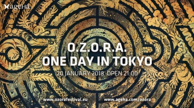 O.Z.O.R.A. One Day in Tokyo 2018