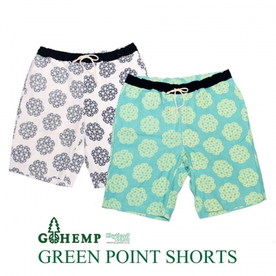 GREEN POINT SHORTS