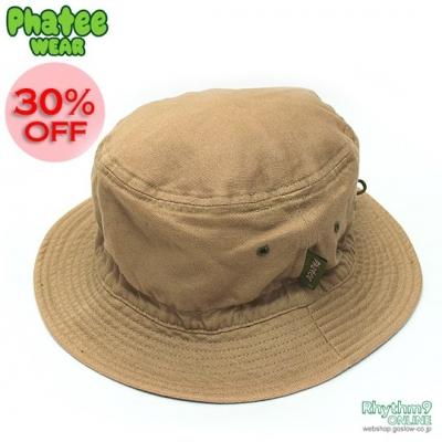 キャンプ 帽子