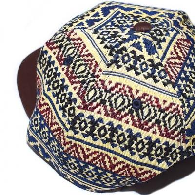 テキスタイル CAP