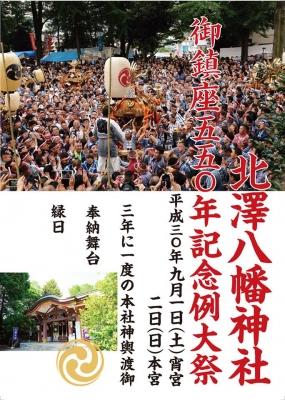 下北沢 祭り