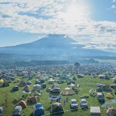 秋 キャンプ フェス